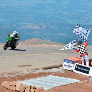Wiederholter Sieg für Kawasaki beim Pikes Peak