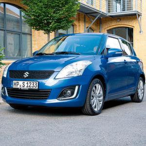 Erneuter Werkstattaufenthalt für den Suzuki Swift