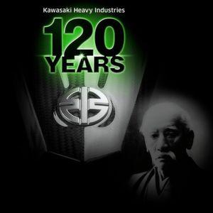 """120 Jahre Kawasaki: """"Heavy History"""""""