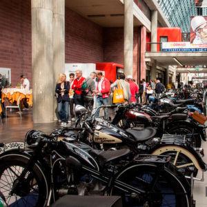 Modena Motor Gallery im Herzen des Motor Valleys