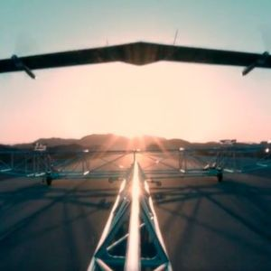 Facebooks Internet-Drohne hebt erstmals ab