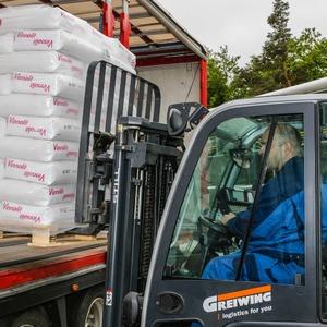 Vinnolit vergibt On-site-Logistik-Aktivitäten an Greiwing
