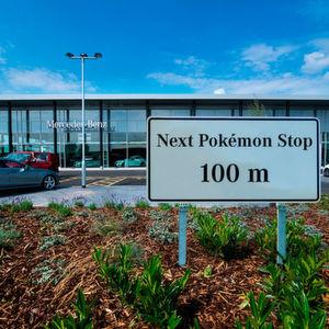Mercedes lockt Pokémon-Go-Spieler in die Autohäuser
