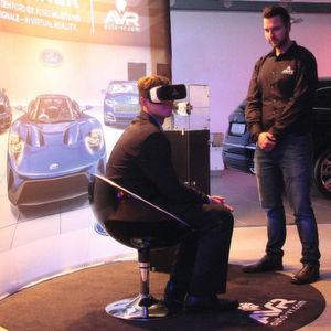 Virtuelle Realität: Wie in echt – nur anders