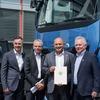 LNG-Förderung für Meyer Logistik