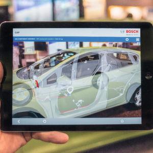 Augmented Reality erleichtert den Serviceprozess