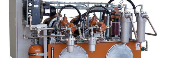 Kraftwerk-Modernisierung