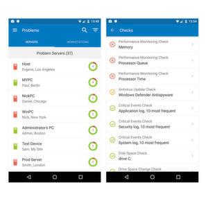 ITSM via Smartphone und Tablet erledigen