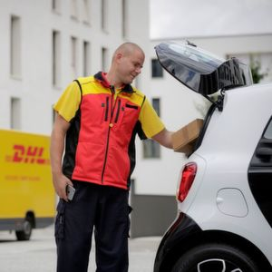 DHL-Pakete jetzt auch für den Smart
