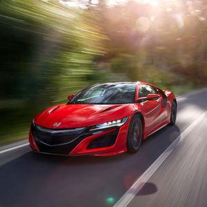 Honda NSX: Mit der Kraft der vier Herzen