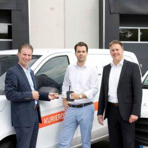 40 Vito-Transporter für Liefery in Berlin