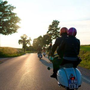 Vespa Motorroller Joyride 2016