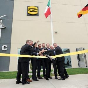 Harting eröffnet Werk in Mexiko