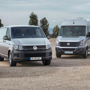 VW-Nutzfahrzeuge legt im ersten Halbjahr zu