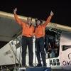 Solarflugzeug umrundet die Welt