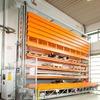 Energie sparende Lagersysteme und Hochleistungssägen in Stuttgart erleben