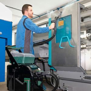 Dampfsaugsystem für die technische Sauberkeit