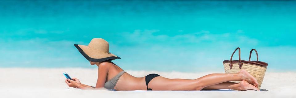 Entspannt in den Urlaub: Sicherheits-Tipps und Technik-Trends