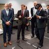 Regierungsdelegation aus Singapur informiert sich beim Fraunhofer-IGD über Industrie 4.0