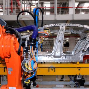 Jaguar Land Rover baut Werk in der Slowakei