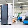 Vernetzt und energiesparend zugleich: Filterturm zur Lüftung von Produktionshallen