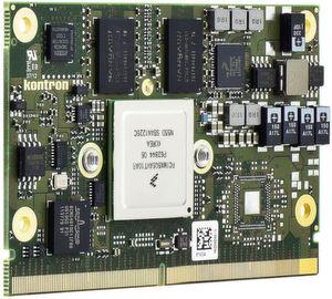 SMARC-sAMX6i: Ultra-Low Power ARM- und SoC-basiertes SMARC-Modul auf Basis der Freescale i.MX6-Familie mit Single-, Dual- und Quadcore-Varianten.