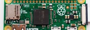 Endlich da, Raspberry Pi Zero – mit Kameraport