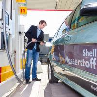 Serienreife Wasserstoff-Tankstelle eröffnet