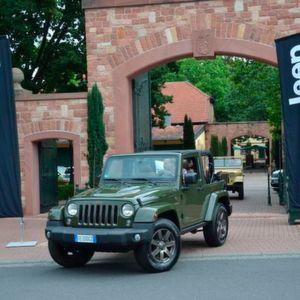 Jeep: Ein Prozent Marktanteil im Visier