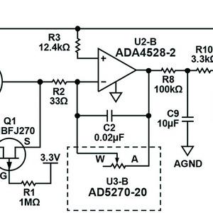 Universeller Gasdetektor auf Basis elektrochemischer Sensoren