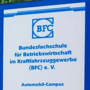 Volles Haus an der BFC
