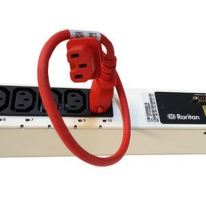 Stromkabel für Rechenzentren von Raritan