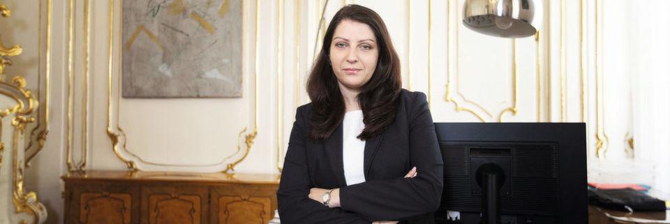 Für die österreichsiche Staatsekretärin Munar Duzdar ist die eGovernment-Strategie ein Teil der Digitalen Roadmap
