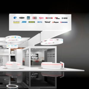 Automechanika 2016: Ein Messestand, 15 Marken