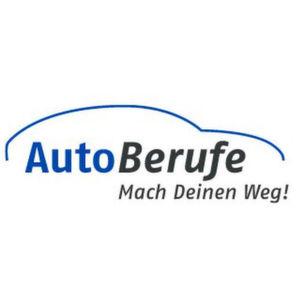 Werbung für die Autoberufe
