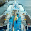 Erste LNG-Bunkeraktion im Hafen Rotterdam