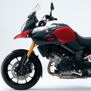 Suzuki: Motorausfall bei der V-Strom