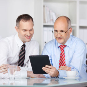 Ärzte konsultieren Dolmetscher per Video
