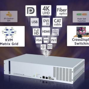 KVM-Hersteller Guntermann & Drunck stellt Control Center Compact vor