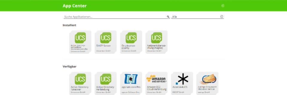 Univention veröffentlicht UCS 4.1-3