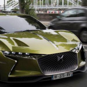 Gefahren: DS E-Tense – Galliens Tesla-Angreifer