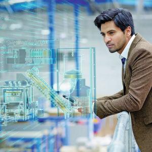 Mit Digitalisierung Produkte und Prozesse optimieren