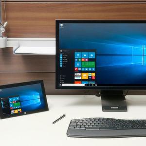 Windows 10 mit neuen Sicherheitsfunktionen