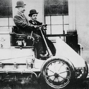 Am Anfang war das Elektroauto