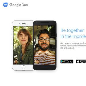 Google startet seine neue App für Videoanrufe