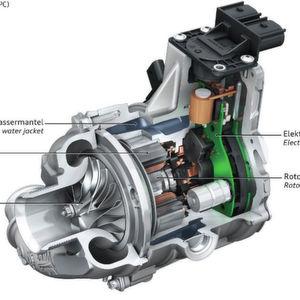 Antriebstechnik: Hybrid durch die Hintertür
