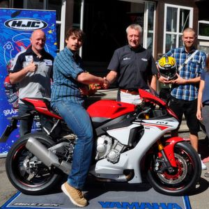 HJC: Yamaha R1 geht nach Balingen
