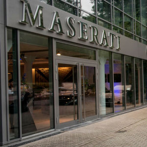 Neuer Maserati-Showroom in Oldenburg