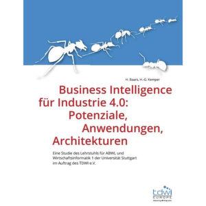 TDWI veröffentlicht Studie zu Industrie 4.0, BI und Analytics