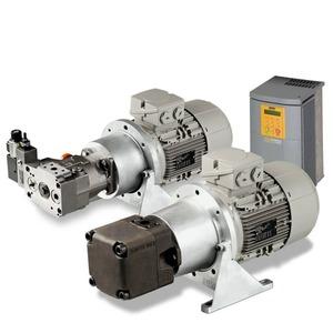 Hydraulischer Antrieb spart Energie und Kosten